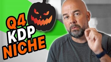 9 Top Selling KDP Niches for Halloween in Q4