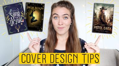 HOW TO DESIGN A BOOK COVER / TIPS FOR WORKING WITH A COVER DESIGNER | Natalia Leigh