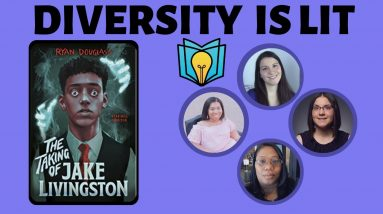 The Taking of Jake Livingston   Diversity is Lit Book Club Discussion